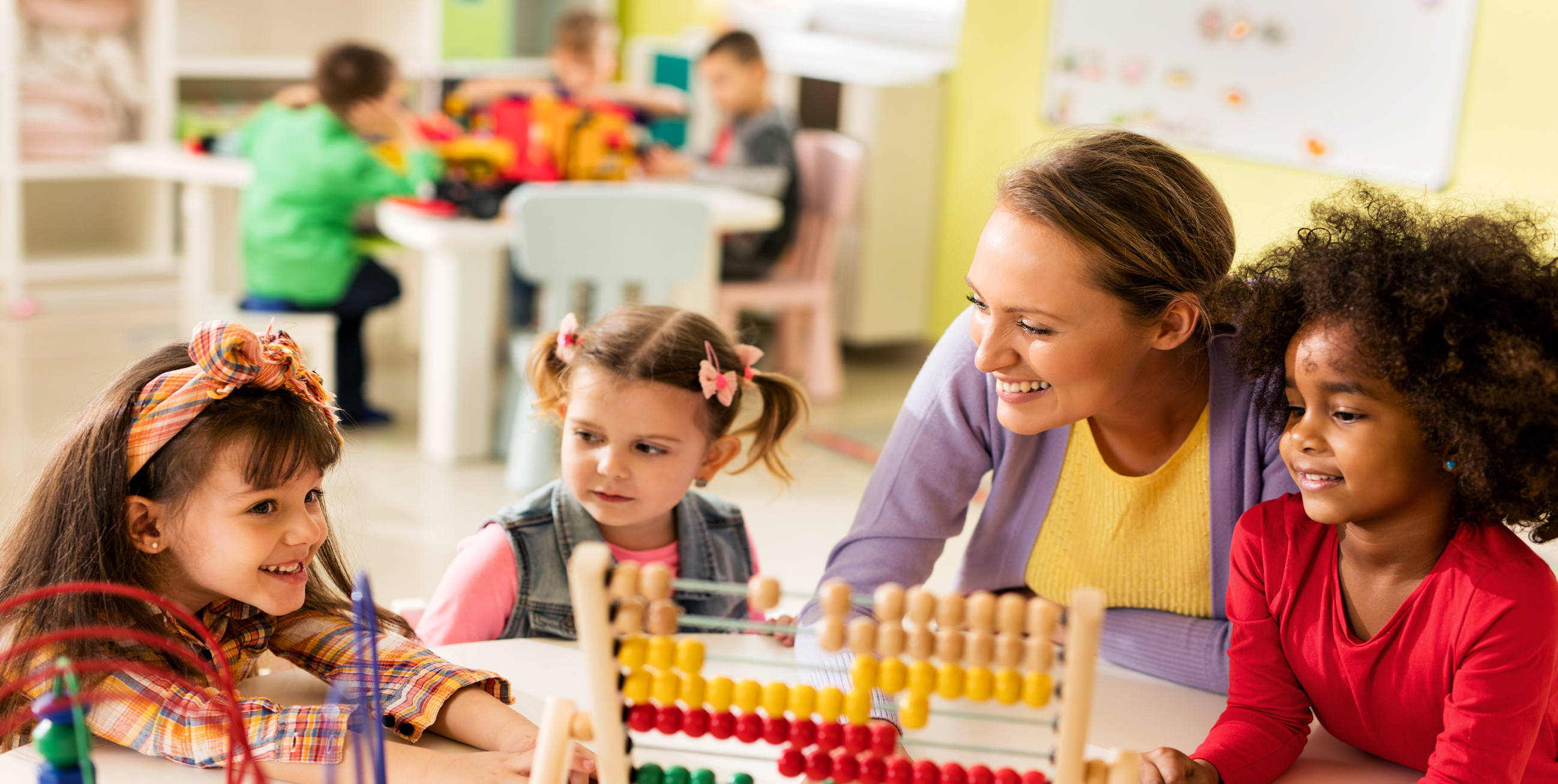 How to Choose an Ideal Child-Care Centre For Your Kid?