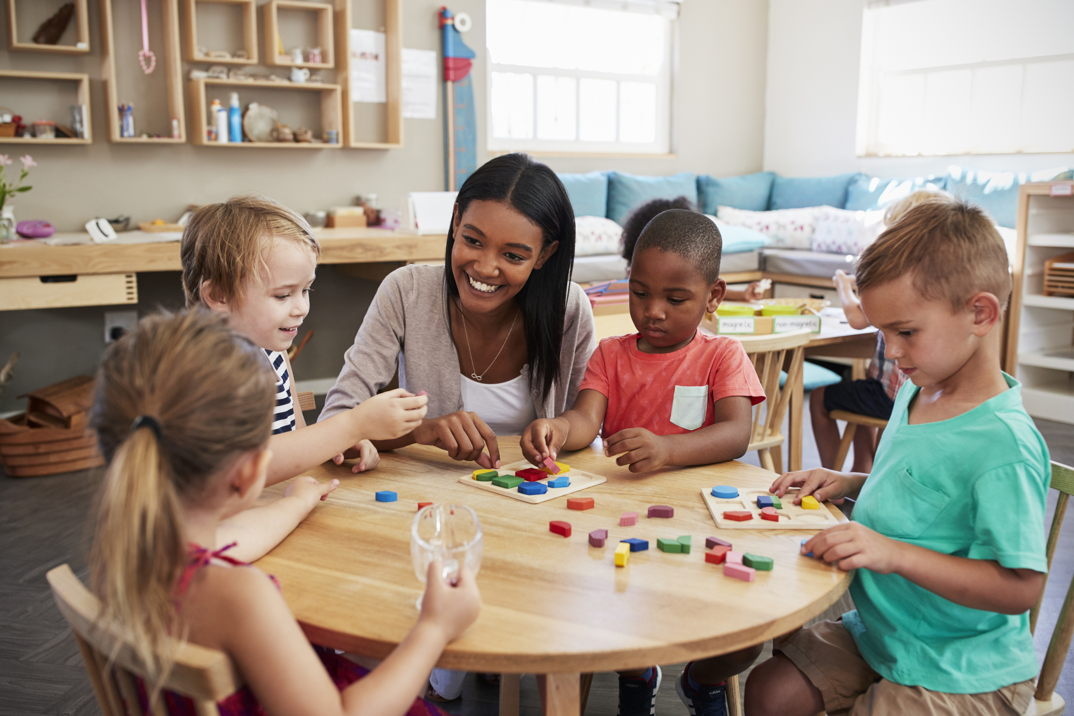 Place Your Child in Safe Hands of Day Care School