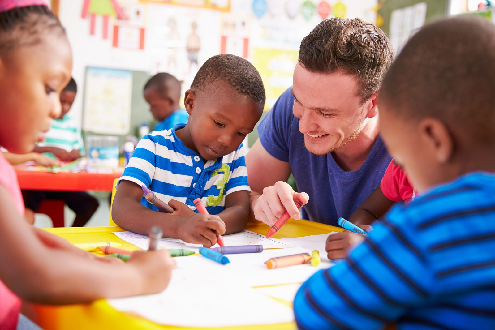 With The Best Childcare Let Your Child Learn Through Play!