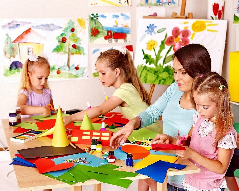 Your Children Develop All Their Skills In A Good Nursery